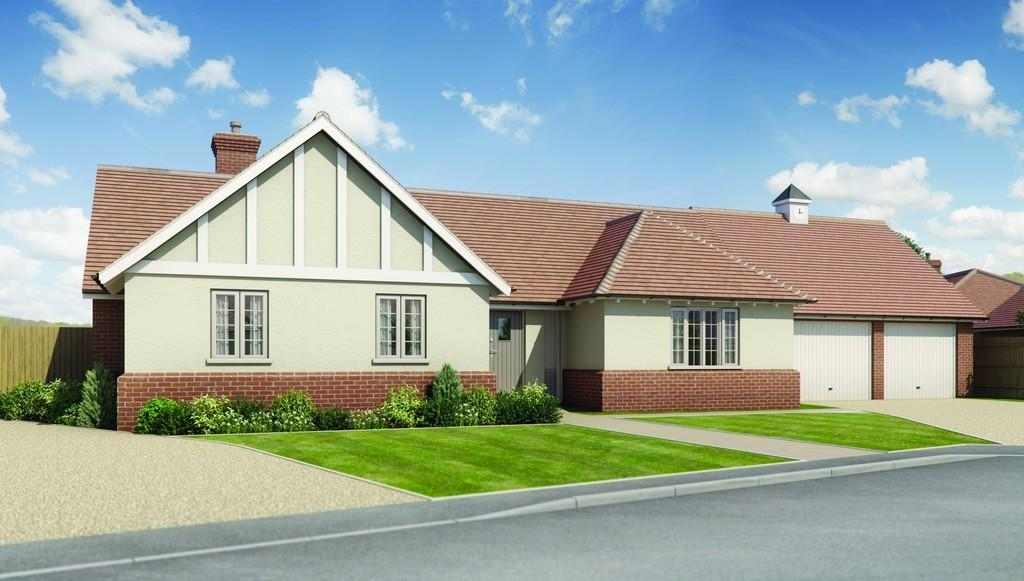 3 Bedrooms Detached Bungalow for sale in Plot 5, Margaret's Place