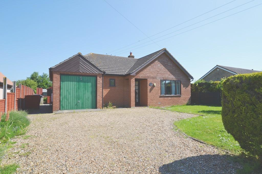 3 Bedrooms Detached Bungalow for sale in Shelfanger, Norfolk