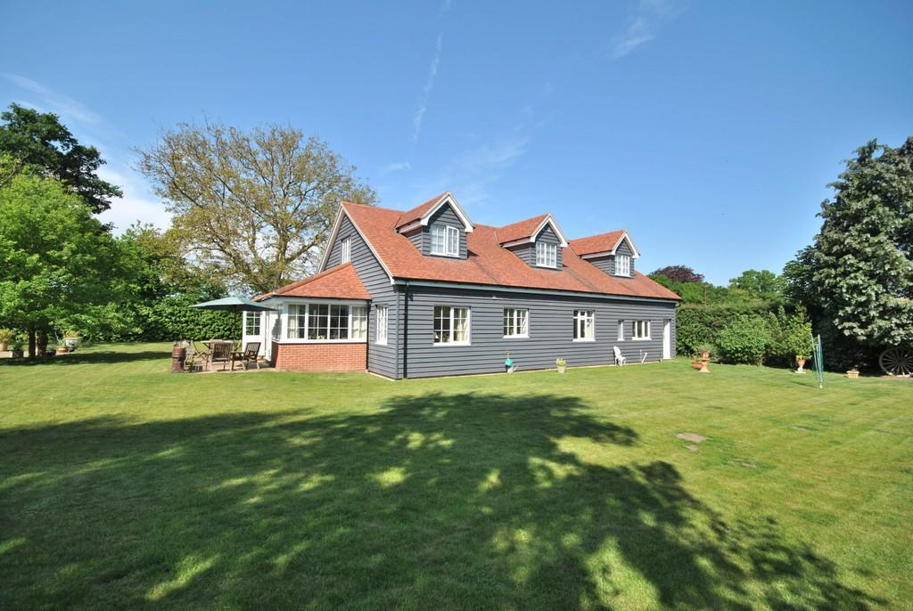 3 Bedrooms Detached House for sale in Redgrave, Suffolk