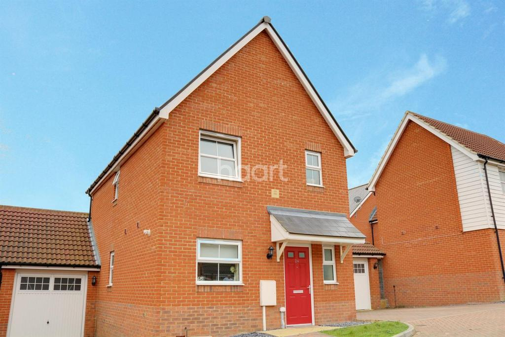 3 Bedrooms Detached House for sale in Lady Winter Drive, Minster on Sea