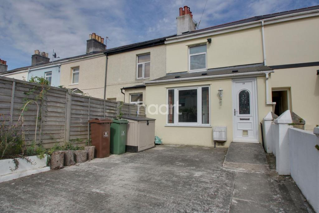 2 Bedrooms Terraced House for sale in Stenlake Terrace, Prince Rock