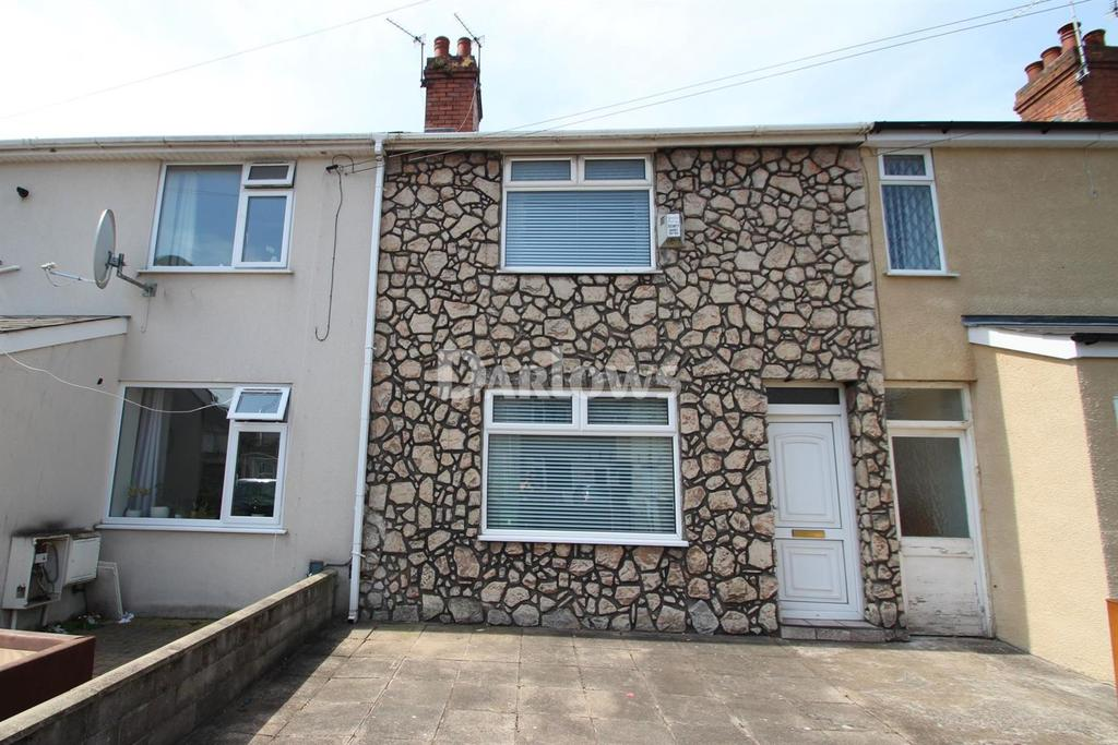 3 Bedrooms Terraced House for sale in Craigmuir Road, Tremorfa, Cardiff