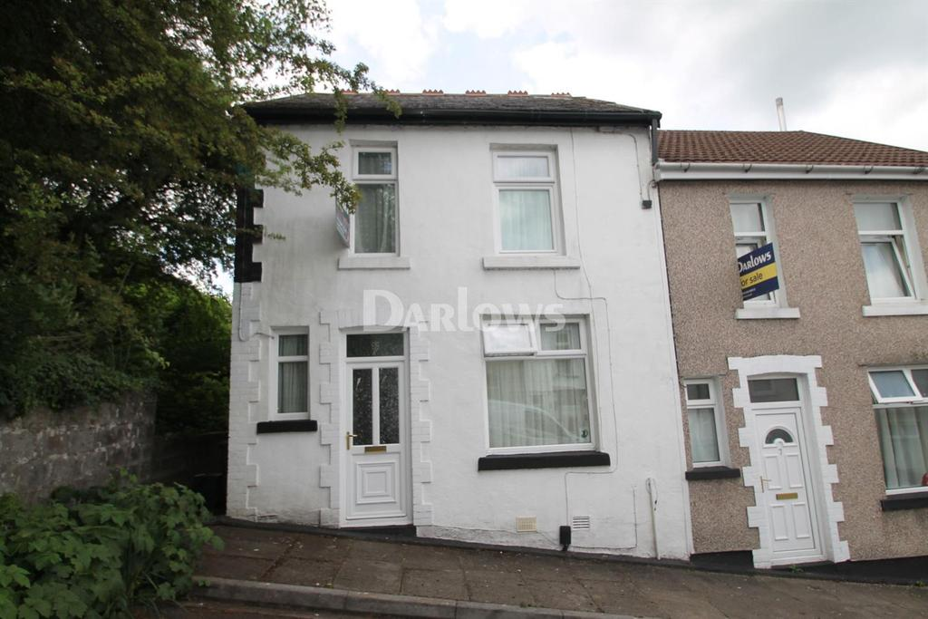 4 Bedrooms End Of Terrace House for sale in Birchwood Avenue, Treforest