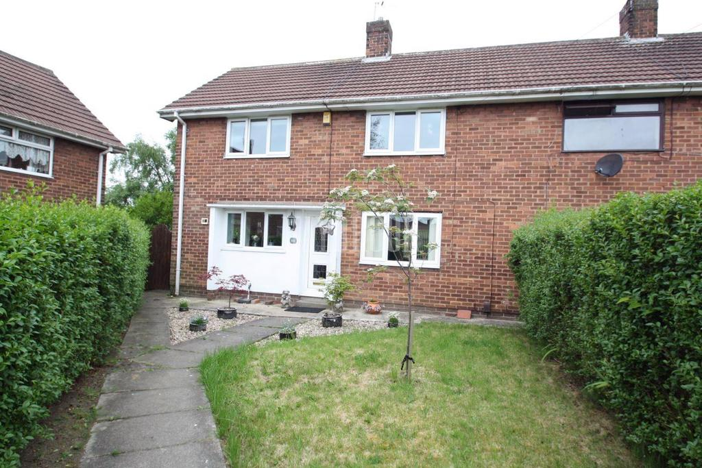 3 Bedrooms End Of Terrace House for sale in Kew Crescent, Charnock, S12