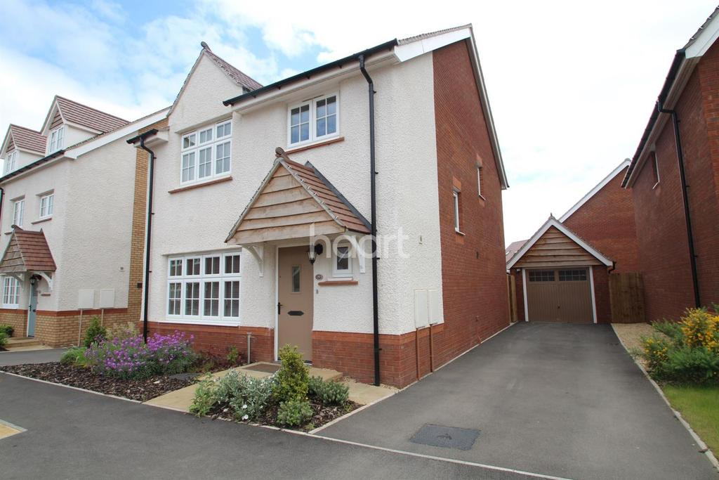 4 Bedrooms Detached House for sale in Excalibur Drive, Mon Bank, Newport
