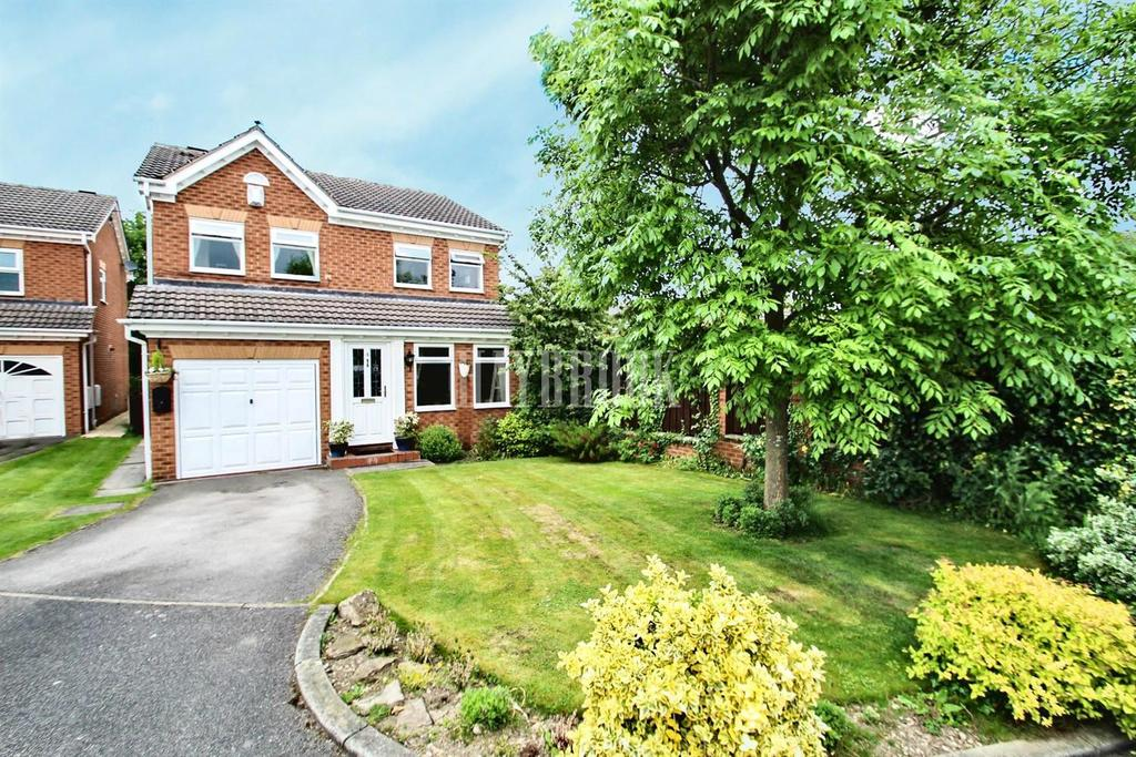 4 Bedrooms Detached House for sale in Lingthwaite, Dodworth