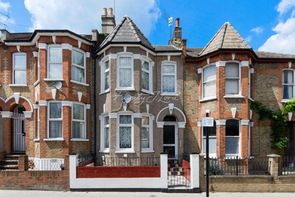 3 Bedrooms Terraced House for sale in Elmcroft Street, Clapton, E5