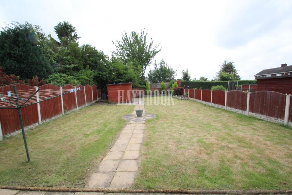 2 Bedrooms Semi Detached House for sale in Eilam Road, Kimberworth Park