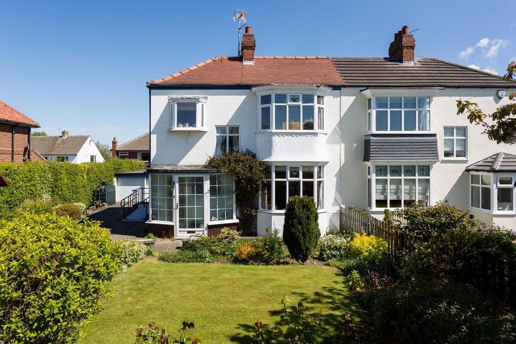 5 Bedrooms Semi Detached House for sale in Manor Heath, Copmanthorpe, York