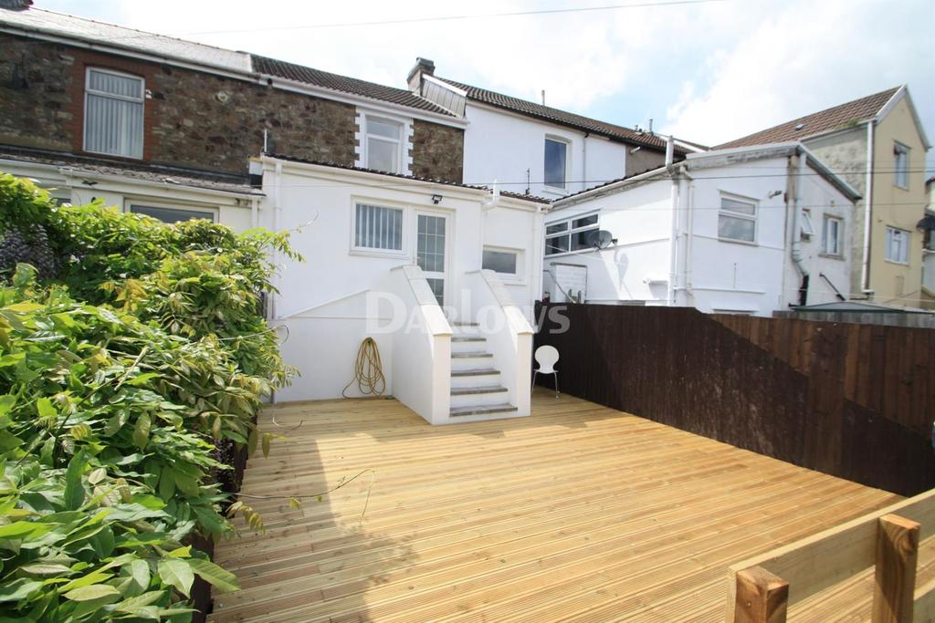 3 Bedrooms Terraced House for sale in Drysiog Street, Ebbw Vale, Gwent