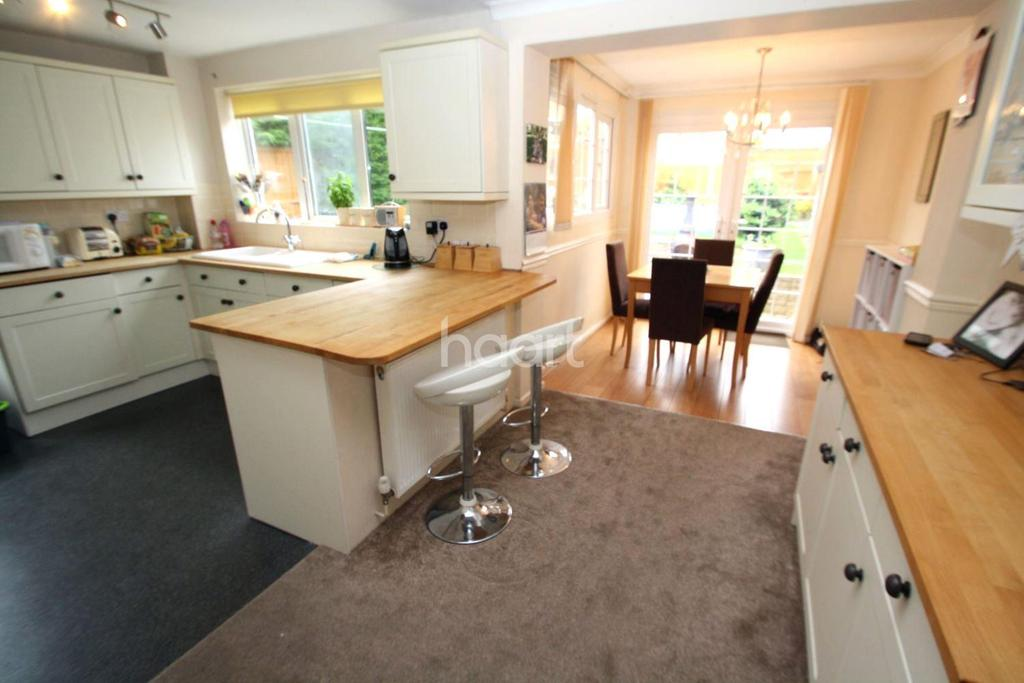 3 Bedrooms Detached House for sale in Rosebank Road, Countesthorpe, Leicester