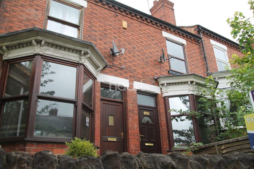 2 Bedrooms Terraced House for sale in St Albans Road, Arnold, Nottingham