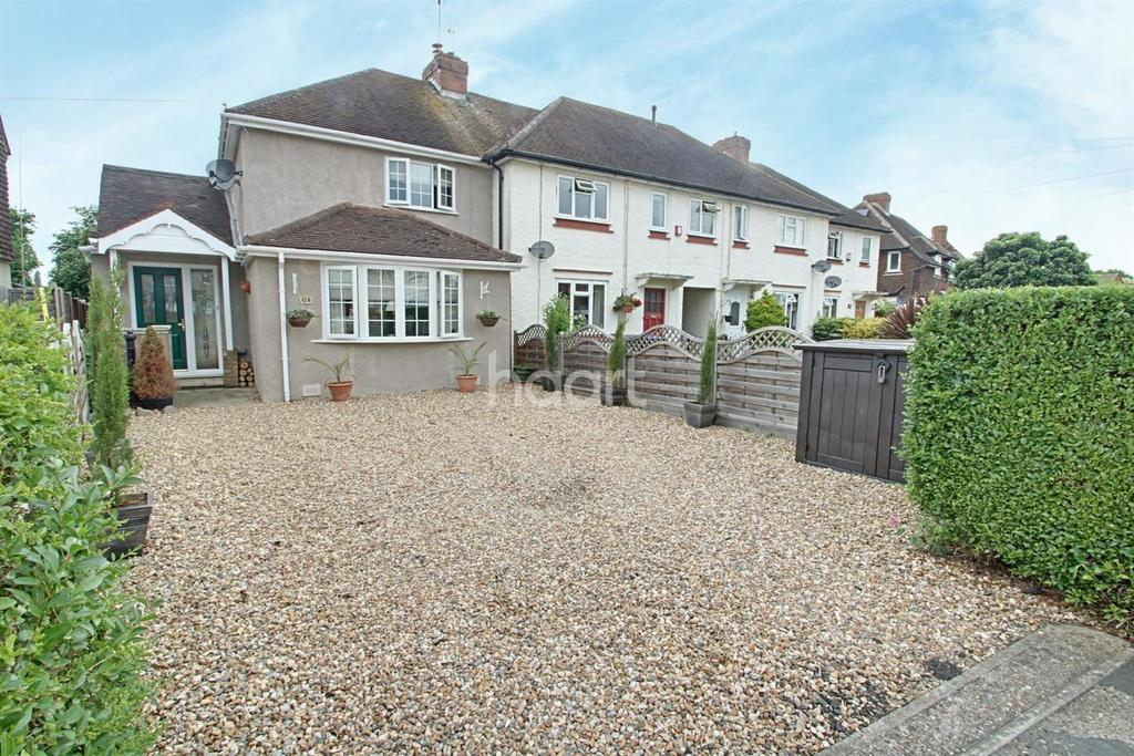 2 Bedrooms Semi Detached House for sale in Withycroft