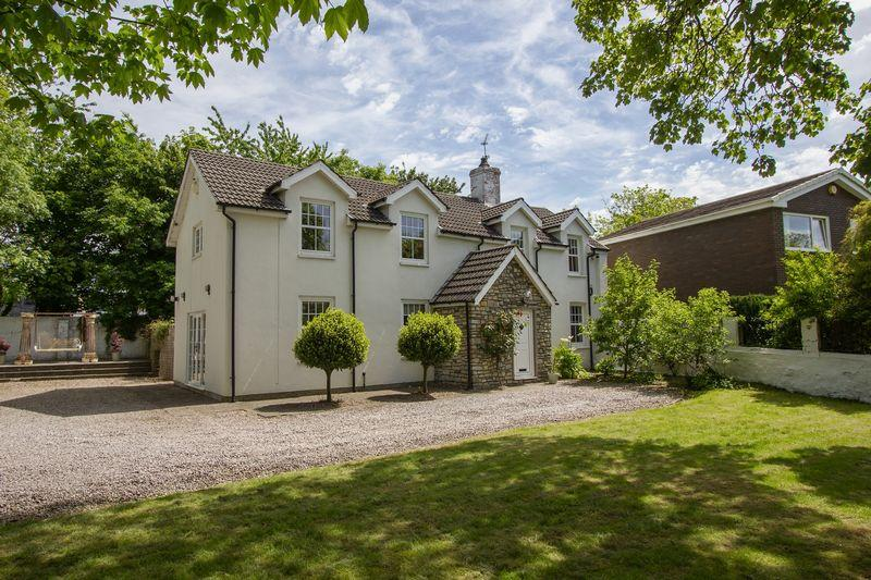 4 Bedrooms Detached House for sale in Sully Road, Penarth