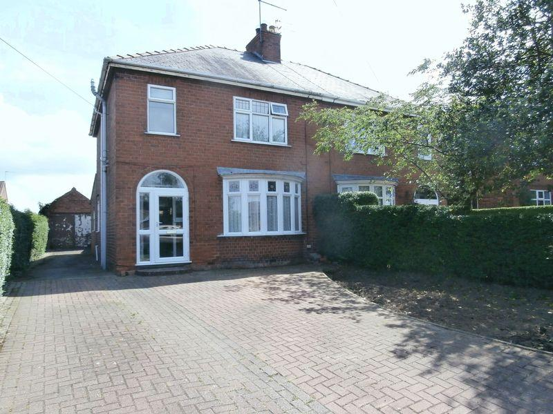 3 Bedrooms Semi Detached House for sale in Station Road, Preston
