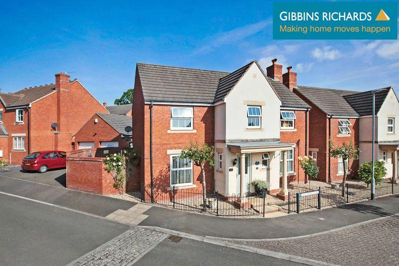 4 Bedrooms Detached House for sale in Old Oaks Close, Wembdon, Bridgwater