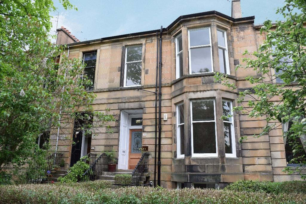 4 Bedrooms Town House for sale in Marywood House, Marywood Square, Strathbungo, Glasgow, G41 2BW