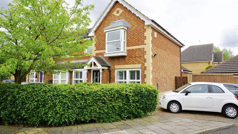 3 Bedrooms Semi Detached House for sale in MELKRIDGE GARDENS, Haydon Grange