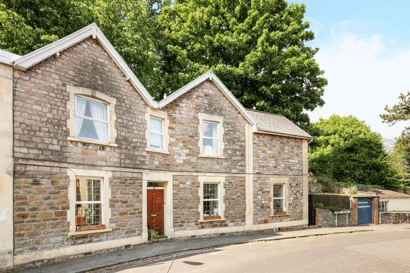 3 Bedrooms Terraced House for sale in Shrubbery Cottages, Redland