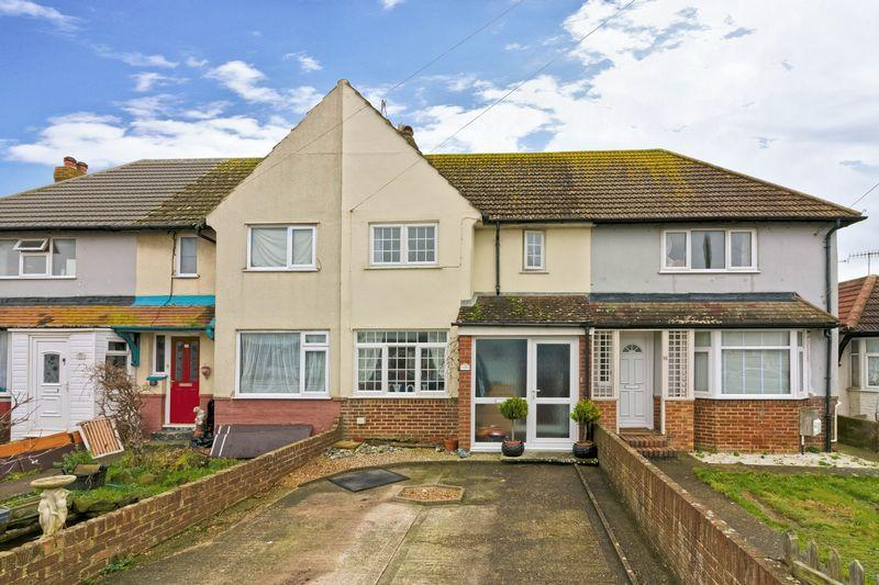 2 Bedrooms Terraced House for sale in Orient Road, Lancing