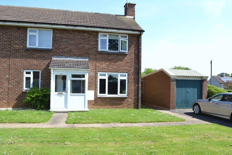 2 Bedrooms Semi Detached House for sale in Lloyd Place, Hemswell Cliff