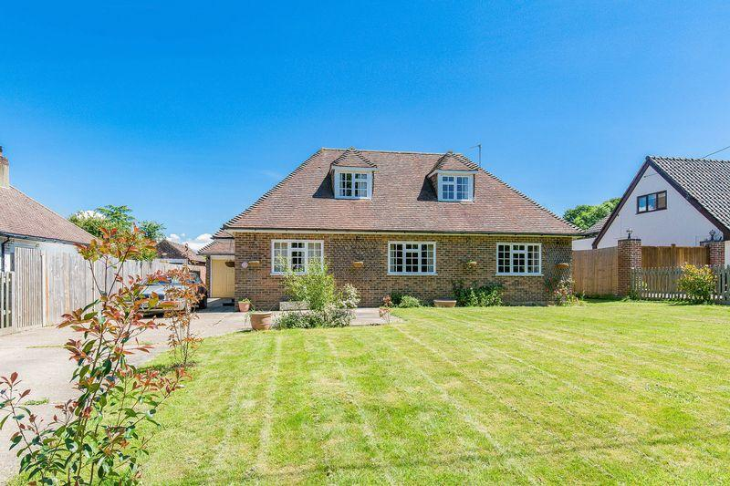 5 Bedrooms Detached House for sale in Nye Lane, Ditchling