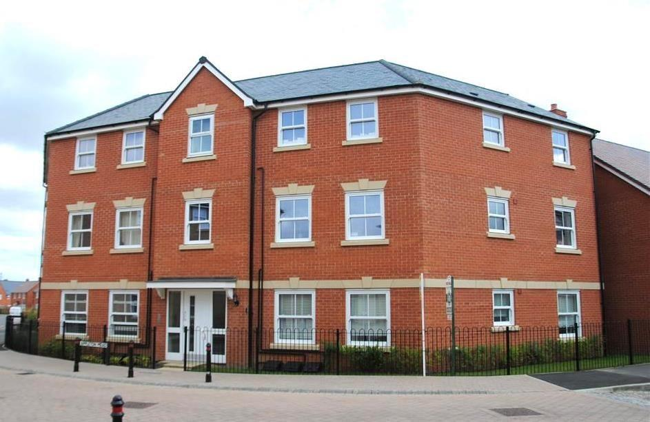 2 Bedrooms Apartment Flat for sale in Sanger Avenue, Biggleswade, Biggleswade, SG18