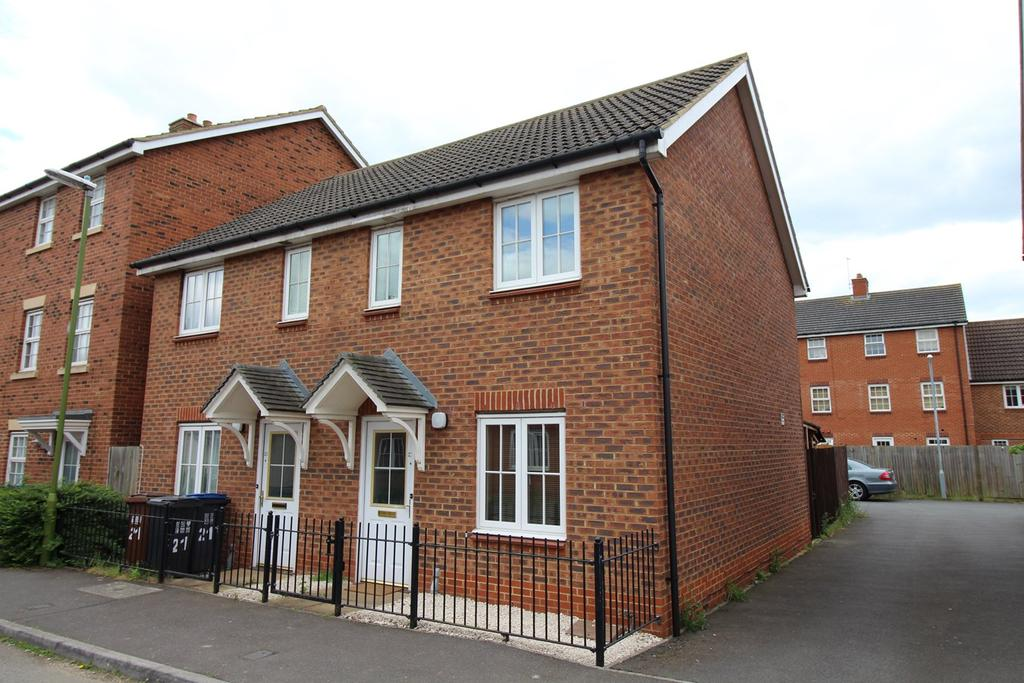 2 Bedrooms Semi Detached House for sale in Richards Street, Hatfield, AL10