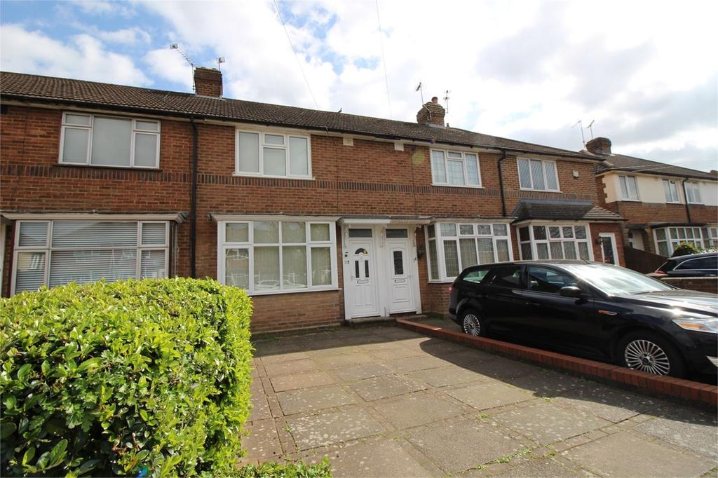 2 Bedrooms Terraced House for sale in Chelwood Avenue, Hatfield, AL10