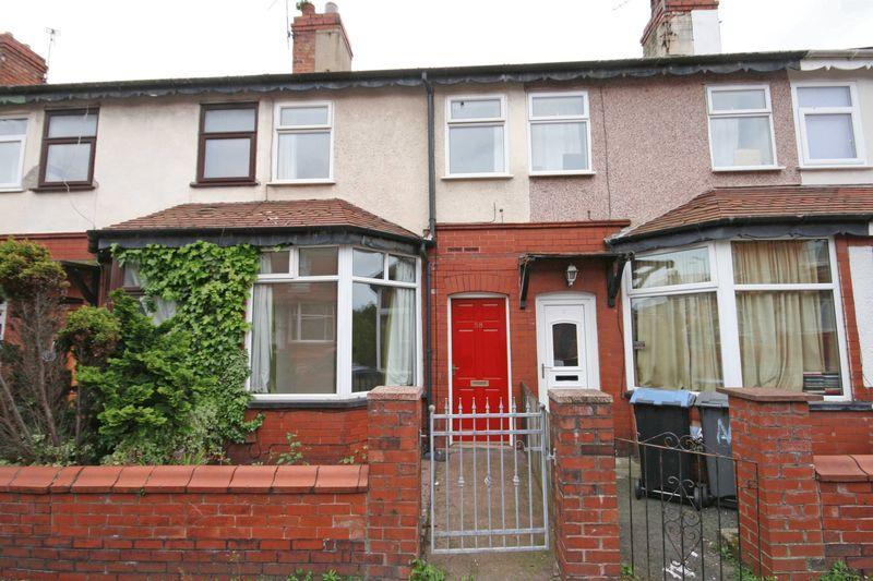 2 Bedrooms Terraced House for sale in Onslow Road, Layton, Blackpool
