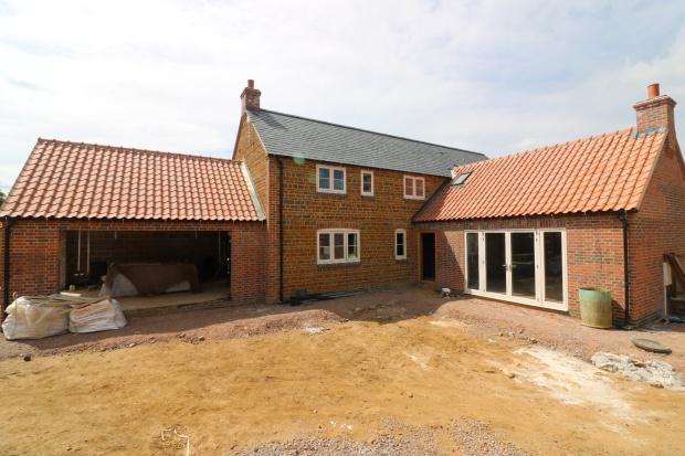 4 Bedrooms Detached House for sale in Manor Lane, Somerby, Somerby, LE14