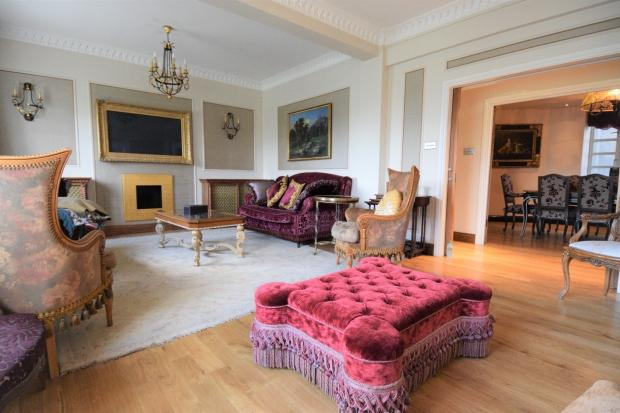 4 Bedrooms Apartment Flat for sale in Albion Gate Lancaster Gate, Hyde Park, W2