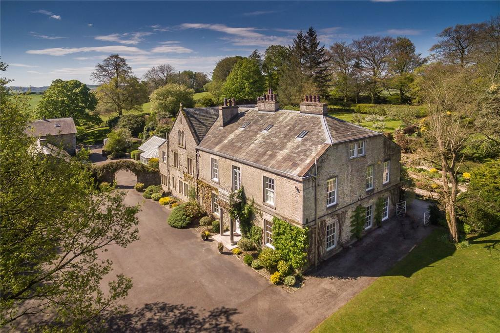 9 Bedrooms Detached House for sale in Tewitfield, Carnforth, Lancashire, LA6