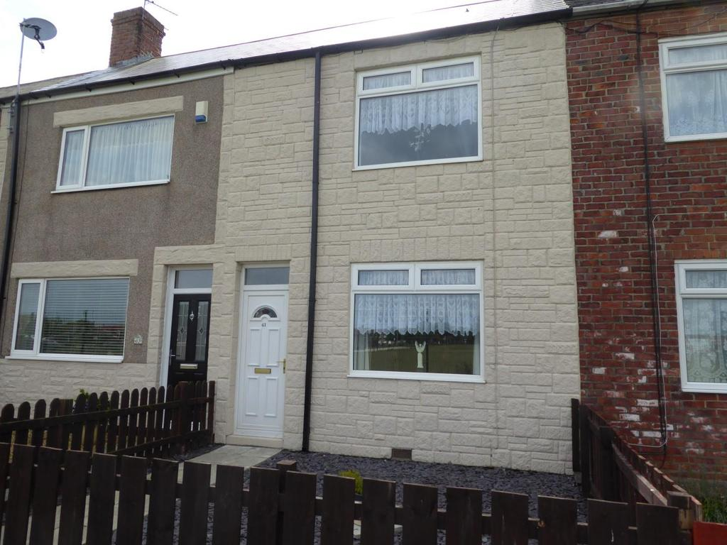 2 Bedrooms Terraced House for sale in Monkseaton Terrace, Ashington