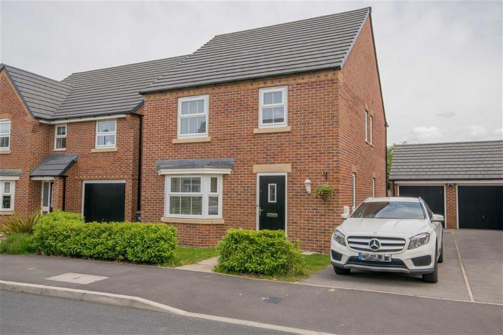 4 Bedrooms Detached House for sale in Ffordd Boydell, Connah's Quay, Deeside