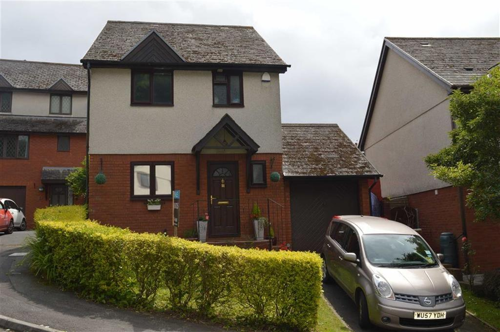3 Bedrooms Detached House for sale in Rhianfa Gardens, Swansea, SA1