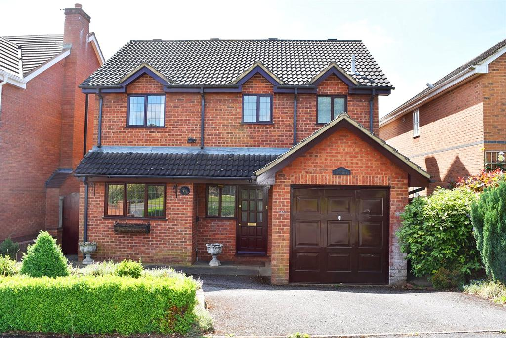 4 Bedrooms Detached House for sale in Grasmere Way, Linslade