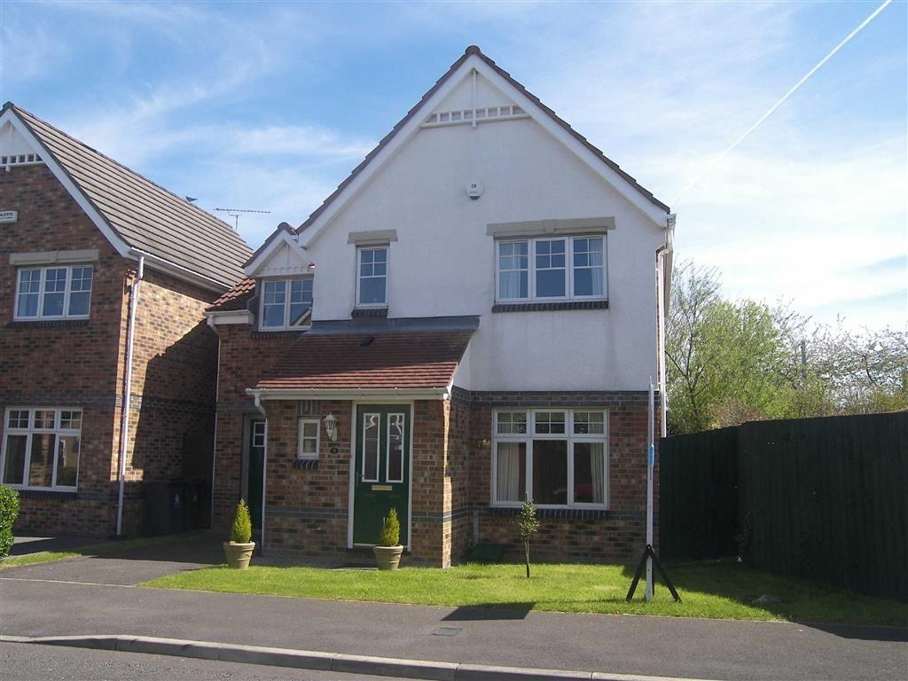 3 Bedrooms Detached House for sale in St Andrews Close, West Monkseaton
