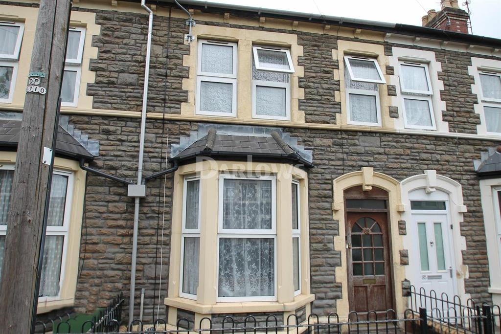 3 Bedrooms Terraced House for sale in Wells Street, Riverside