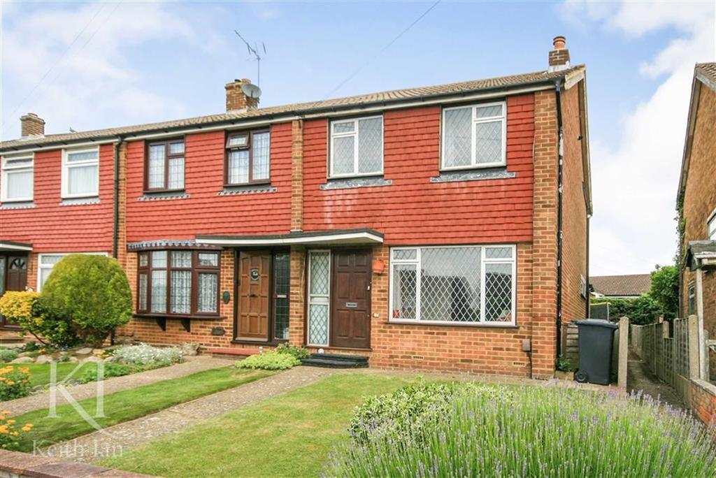 3 Bedrooms End Of Terrace House for sale in Pear Tree Walk, West Cheshunt