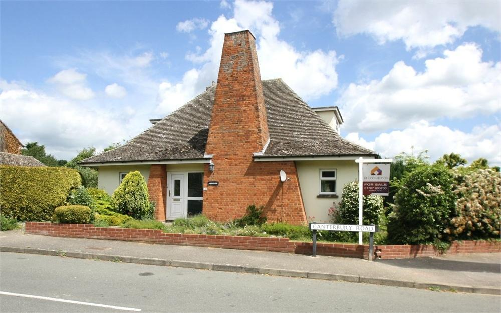 3 Bedrooms Chalet House for sale in Canterbury Road, SUDBURY, Suffolk
