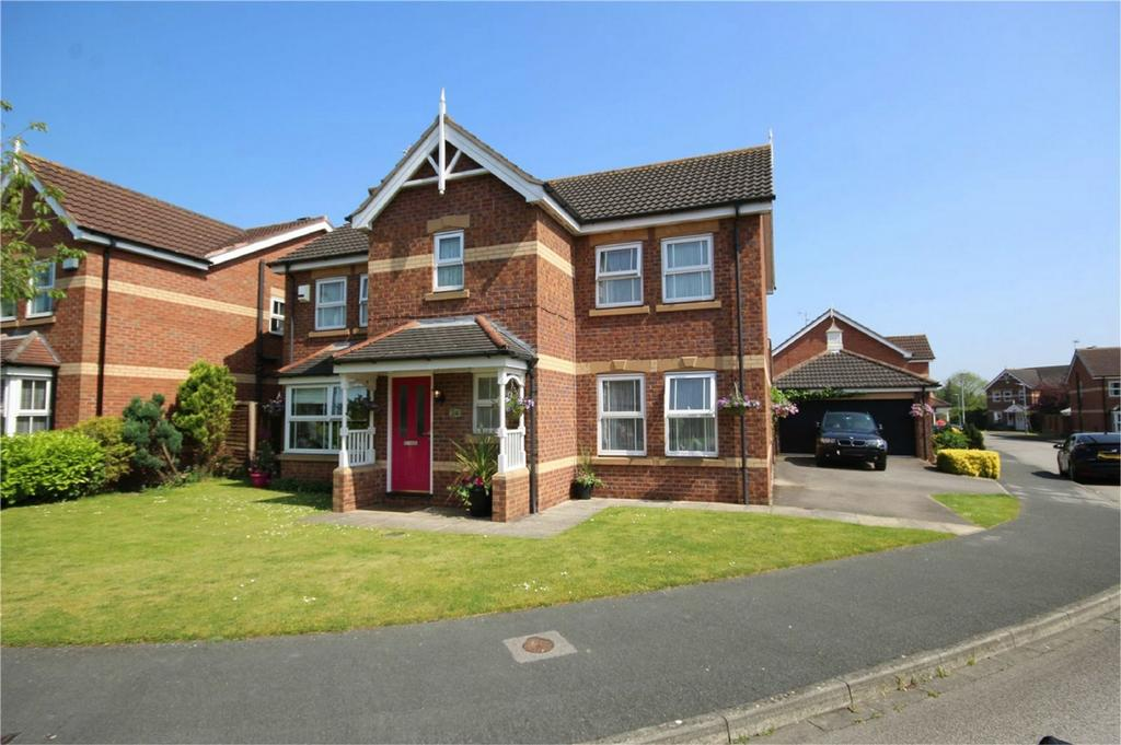 3 Bedrooms Detached House for sale in Sellers Drive, Leconfield, East Riding of Yorkshire