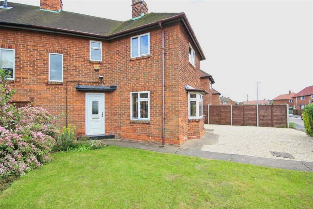 2 Bedrooms Semi Detached House for sale in Kent Road, Cottingham, East Riding of Yorkshire