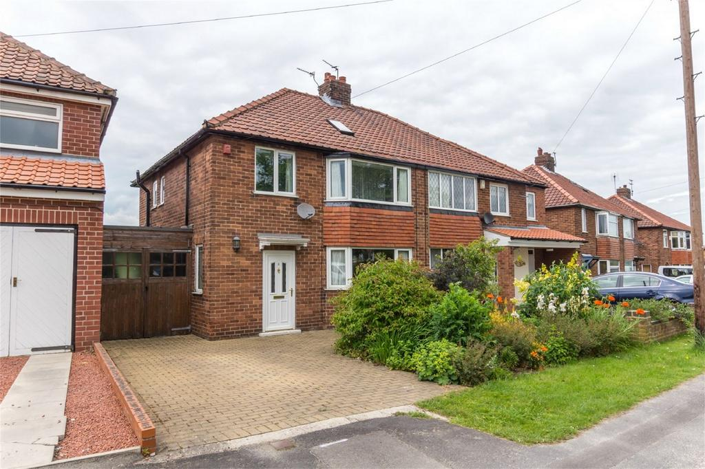 4 Bedrooms Semi Detached House for sale in Church Road, Osbaldwick, York