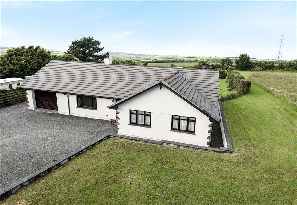 3 Bedrooms Bungalow for sale in Trelash, Trelash, Launceston, Cornwall, PL15