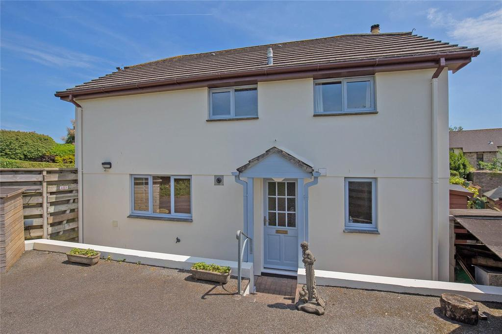 3 Bedrooms Detached House for sale in Aish Road, Stoke Gabriel, Totnes, TQ9
