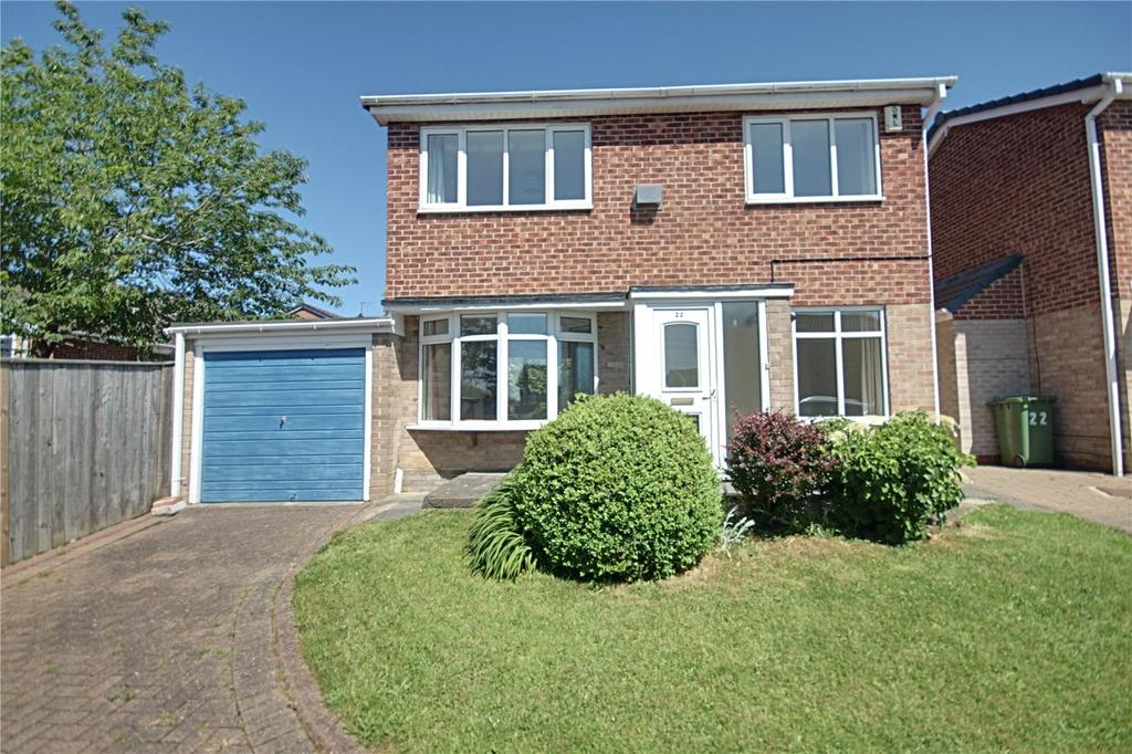 3 Bedrooms Detached House for sale in Leicester Way, Eaglescliffe