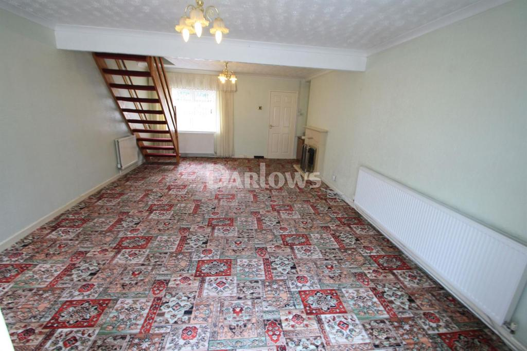 2 Bedrooms Terraced House for sale in Vale Terrace, Georgetown, Tredegar, Gwent