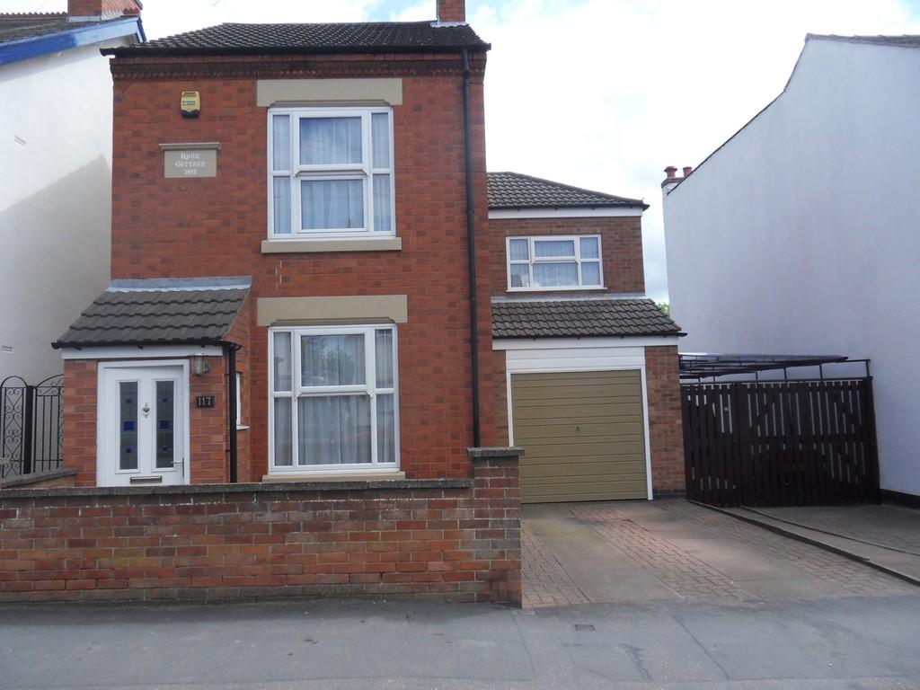 3 Bedrooms Detached House for sale in Rothley Road, Mountsorrel
