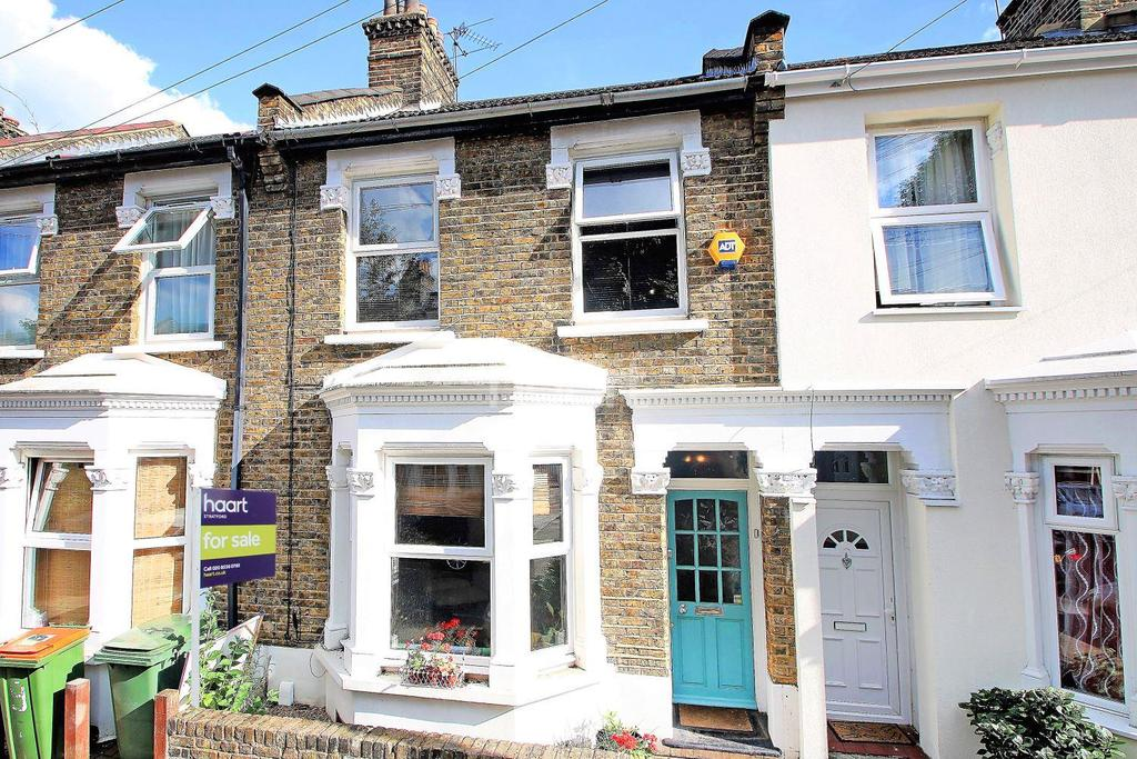 2 Bedrooms Terraced House for sale in Torrens Square, Stratford, London, E15